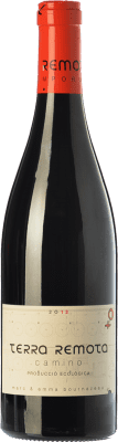 15,95 € Envío gratis | Vino tinto Terra Remota Camino Crianza D.O. Empordà Cataluña España Tempranillo, Syrah, Garnacha, Cabernet Sauvignon Botella 75 cl