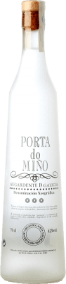 17,95 € Free Shipping | Marc Terras Gauda Porta do Miño D.O. Orujo de Galicia Galicia Spain Bottle 70 cl