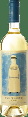 11,95 € Envoi gratuit | Vin blanc Terras Gauda Abadía San Campio D.O. Rías Baixas Galice Espagne Albariño Bouteille 75 cl