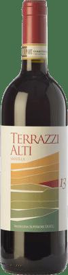 29,95 € Free Shipping | Red wine Terrazzi Alti Sassella D.O.C.G. Valtellina Superiore Lombardia Italy Nebbiolo Bottle 75 cl