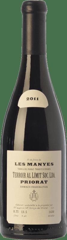 189,95 € Envío gratis   Vino tinto Terroir al Límit Les Manyes Reserva D.O.Ca. Priorat Cataluña España Garnacha Botella 75 cl