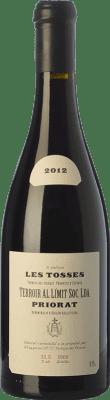 212,95 € Kostenloser Versand | Rotwein Terroir al Límit Les Tosses Reserva D.O.Ca. Priorat Katalonien Spanien Carignan Flasche 75 cl