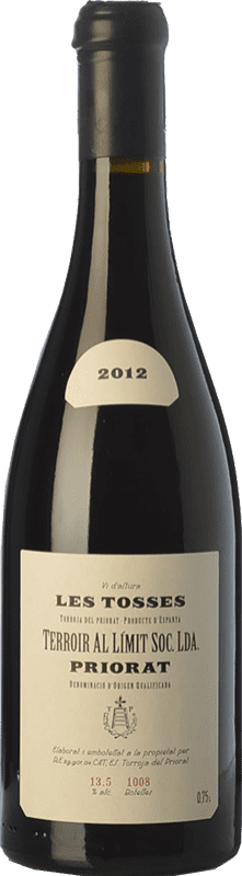 212,95 € Envío gratis   Vino tinto Terroir al Límit Les Tosses Reserva D.O.Ca. Priorat Cataluña España Cariñena Botella 75 cl