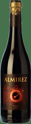 22,95 € Envoi gratuit | Vin rouge Teso La Monja Almirez Crianza D.O. Toro Castille et Leon Espagne Tinta de Toro Bouteille 75 cl
