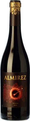 18,95 € Envío gratis | Vino tinto Teso La Monja Almirez Crianza D.O. Toro Castilla y León España Tinta de Toro Botella 75 cl