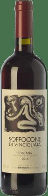 69,95 € Free Shipping | Red wine Bibi Graetz Soffocone di Vincigliata I.G.T. Toscana Tuscany Italy Sangiovese, Colorino, Canaiolo Magnum Bottle 1,5 L