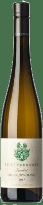 19,95 € Free Shipping | White wine Tiefenbrunner Turmhof D.O.C. Alto Adige Trentino-Alto Adige Italy Sauvignon Bottle 75 cl