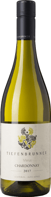 14,95 € Free Shipping | White wine Tiefenbrunner D.O.C. Alto Adige Trentino-Alto Adige Italy Chardonnay Bottle 75 cl