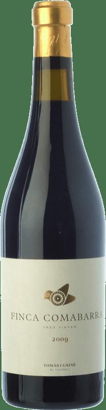 22,95 € Free Shipping | Red wine Tomàs Cusiné Finca Comabarra Crianza D.O. Costers del Segre Catalonia Spain Syrah, Grenache, Cabernet Sauvignon Bottle 75 cl
