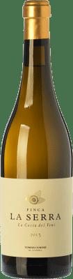 22,95 € Free Shipping | White wine Tomàs Cusiné Finca La Serra Crianza D.O. Costers del Segre Catalonia Spain Chardonnay Bottle 75 cl