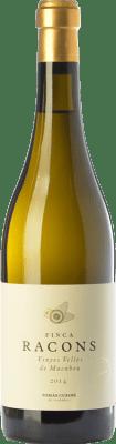 22,95 € Envoi gratuit   Vin blanc Tomàs Cusiné Finca Racons Crianza D.O. Costers del Segre Catalogne Espagne Macabeo Bouteille 75 cl