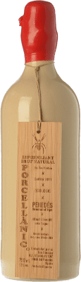 92,95 € Free Shipping | White sparkling Ton Rimbau Porcellànic Vi Espurnejant Natural Brut 2011 D.O. Penedès Catalonia Spain Macabeo, Xarel·lo Bottle 75 cl. | Thousands of wine lovers trust us to get the best price guarantee, free shipping always and hassle-free shopping and returns.