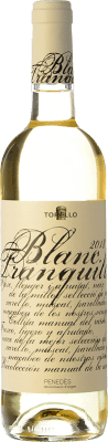 6,95 € Kostenloser Versand | Weißwein Torelló Blanc Tranquille D.O. Penedès Katalonien Spanien Macabeo, Xarel·lo, Parellada Flasche 75 cl