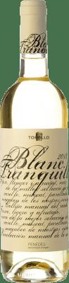 8,95 € Free Shipping | White wine Torelló Blanc Tranquille D.O. Penedès Catalonia Spain Macabeo, Xarel·lo, Parellada Bottle 75 cl