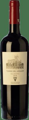 16,95 € Free Shipping   Red wine Torre del Veguer Eclèctic Crianza D.O. Penedès Catalonia Spain Merlot, Cabernet Sauvignon, Petite Syrah Bottle 75 cl