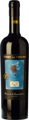 29,95 € Free Shipping   Red wine Torre del Veguer Raïms de la Immortalitat Negre Crianza D.O. Penedès Catalonia Spain Merlot, Cabernet Sauvignon, Petite Syrah Bottle 75 cl
