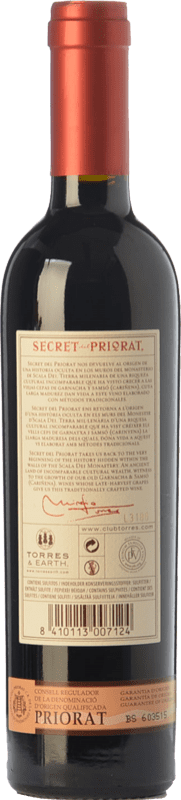 54,95 € Free Shipping   Sweet wine Torres Secret 2011 D.O.Ca. Priorat Catalonia Spain Grenache, Carignan Half Bottle 37 cl
