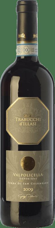 13,95 € Free Shipping   Red wine Trabucchi Terra di San Colombano D.O.C. Valpolicella Veneto Italy Corvina, Rondinella, Corvinone, Oseleta Bottle 75 cl