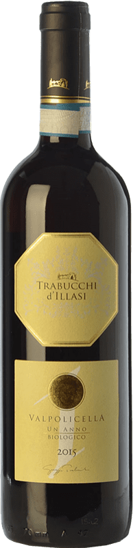 7,95 € Free Shipping   Red wine Trabucchi Un Anno D.O.C. Valpolicella Veneto Italy Corvina, Rondinella, Corvinone, Oseleta, Croatina Bottle 75 cl