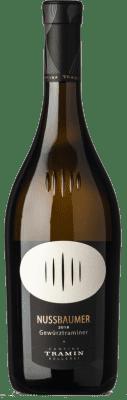 35,95 € Free Shipping | White wine Tramin Nussbaumer D.O.C. Alto Adige Trentino-Alto Adige Italy Gewürztraminer Bottle 75 cl