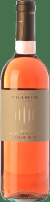 13,95 € Free Shipping | Rosé wine Tramin Rosé D.O.C. Alto Adige Trentino-Alto Adige Italy Lagrein Bottle 75 cl