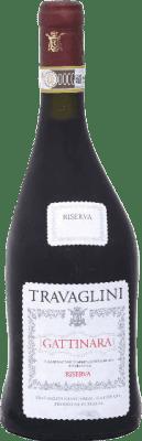 38,95 € Free Shipping | Red wine Travaglini Riserva Reserva D.O.C.G. Gattinara Piemonte Italy Nebbiolo Bottle 75 cl