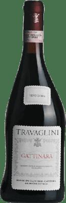 25,95 € Free Shipping | Red wine Travaglini D.O.C.G. Gattinara Piemonte Italy Nebbiolo Bottle 75 cl