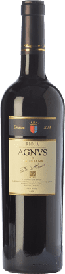 19,95 € Free Shipping | Red wine Valdelana Agnus de Autor Crianza D.O.Ca. Rioja The Rioja Spain Tempranillo, Graciano Bottle 75 cl