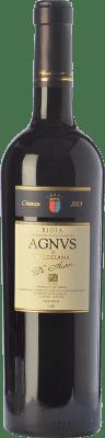 15,95 € Free Shipping | Red wine Valdelana Agnus de Autor Crianza D.O.Ca. Rioja The Rioja Spain Tempranillo, Graciano Bottle 75 cl