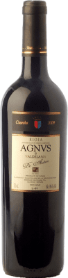 11,95 € Free Shipping | Red wine Valdelana Agnus de Autor Roble D.O.Ca. Rioja The Rioja Spain Tempranillo, Graciano Bottle 75 cl