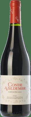 Red wine Valdemar Conde Joven D.O.Ca. Rioja The Rioja Spain Grenache Bottle 75 cl