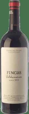 11,95 € Free Shipping | Red wine Valdemar Fincas Valdemacuco Joven D.O. Ribera del Duero Castilla y León Spain Tempranillo Bottle 75 cl