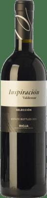 16,95 € Free Shipping | Red wine Valdemar Inspiración Crianza D.O.Ca. Rioja The Rioja Spain Tempranillo, Graciano, Maturana Tinta Bottle 75 cl