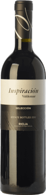 16,95 € Envoi gratuit | Vin rouge Valdemar Inspiración Crianza D.O.Ca. Rioja La Rioja Espagne Tempranillo, Graciano, Maturana Tinta Bouteille 75 cl