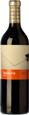 21,95 € Free Shipping | Red wine Valderiz Crianza D.O. Ribera del Duero Castilla y León Spain Tempranillo Bottle 75 cl