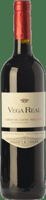 6,95 € Envoi gratuit | Vin rouge Vega Real Roble D.O. Ribera del Duero Castille et Leon Espagne Tempranillo Bouteille 75 cl