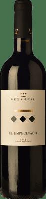 9,95 € Envío gratis | Vino tinto Vega Real Crianza D.O. Ribera del Duero Castilla y León España Tempranillo Botella 75 cl