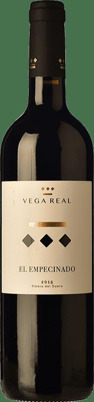 9,95 € Free Shipping | Red wine Vega Real Crianza D.O. Ribera del Duero Castilla y León Spain Tempranillo Bottle 75 cl