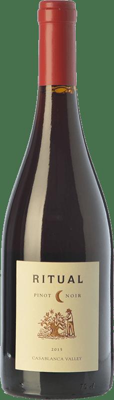 13,95 € Envío gratis   Vino tinto Veramonte Ritual Crianza I.G. Valle de Casablanca Valle de Casablanca Chile Pinot Negro Botella 75 cl