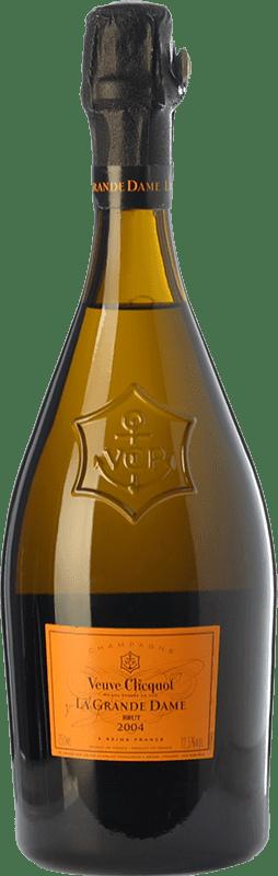124,95 € Envoi gratuit | Blanc moussant Veuve Clicquot La Grande Dame 2006 A.O.C. Champagne Champagne France Pinot Noir, Chardonnay Bouteille 75 cl