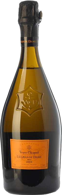 124,95 € Free Shipping | White sparkling Veuve Clicquot La Grande Dame 2006 A.O.C. Champagne Champagne France Pinot Black, Chardonnay Bottle 75 cl