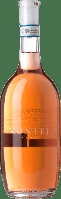 11,95 € Free Shipping | Rosé wine Villa Sparina Montej Rosato D.O.C. Monferrato Piemonte Italy Dolcetto, Barbera Bottle 75 cl