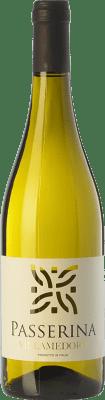 11,95 € Free Shipping | White wine Villamedoro I.G.T. Colli Aprutini Abruzzo Italy Passerina Bottle 75 cl