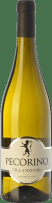 9,95 € Free Shipping | White wine Villamedoro I.G.T. Colli Aprutini Abruzzo Italy Pecorino Bottle 75 cl
