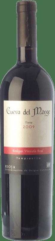 19,95 € Envoi gratuit | Vin rouge Vinícola Real Cueva del Monge Crianza D.O.Ca. Rioja La Rioja Espagne Tempranillo Bouteille 75 cl