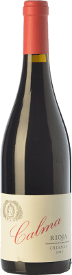 18,95 € Free Shipping | Red wine Vinos del Atlántico Calma Crianza D.O.Ca. Rioja The Rioja Spain Tempranillo Bottle 75 cl