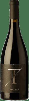 28,95 € Free Shipping | Red wine Vins del Tros Tremenda Crianza D.O. Terra Alta Catalonia Spain Samsó Bottle 75 cl