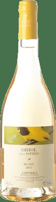 6,95 € Envoi gratuit | Vin blanc Aspres Oriol Blanc D.O. Empordà Catalogne Espagne Grenache Gris Bouteille 75 cl