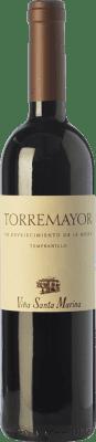 14,95 € Envío gratis | Vino tinto Santa Marina Torremayor Reserva I.G.P. Vino de la Tierra de Extremadura Extremadura España Tempranillo Botella 75 cl