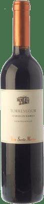 9,95 € Envoi gratuit | Vin rouge Santa Marina Torremayor Crianza I.G.P. Vino de la Tierra de Extremadura Estrémadure Espagne Tempranillo Bouteille 75 cl